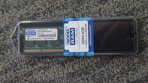 Фото: DDR3 Sodimm 4 Gb GoodRAM